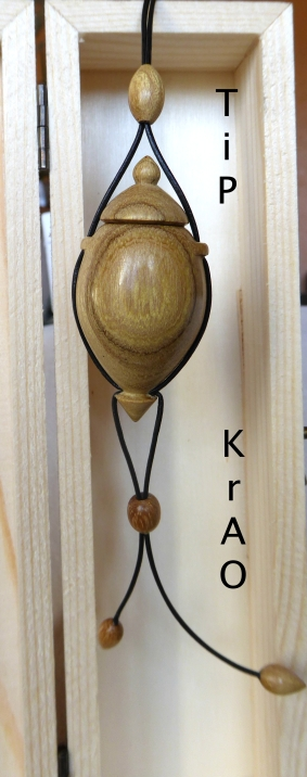 Amulette Robinier Faux Acacia