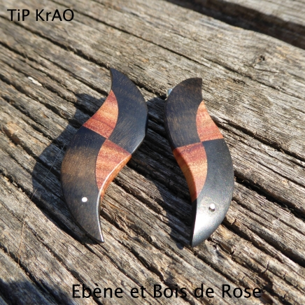 BO Bois Ebène et bois de rose S
