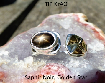 Saphir Noir, Golden Star